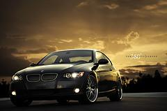 BMW 335i on 360 Forged Mesh 8