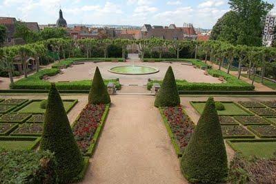 Jardin Wilson Montlucon