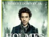 Sherlock Holmes Watson battent dans