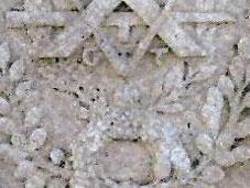 blason Compagnon charpentier avec lettres Aurillac (15)