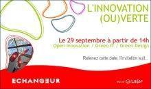 L'INNOVATION (OU)VERTE, septembre
