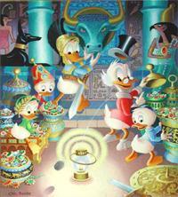 Revue du Web des BD Disney n°6