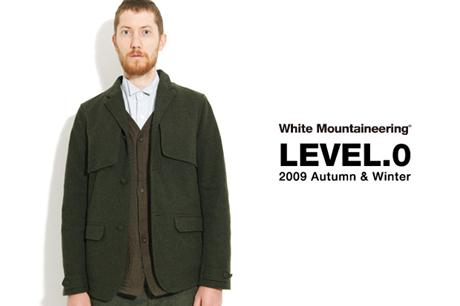 WHITE MOUNTAINEERING - FALL/WINTER '09 COLLECTION