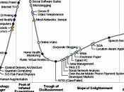 Gartner hype cycle 2009 [Flickr]
