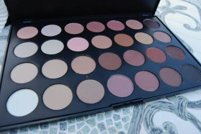 Palette Neutral 28 fards Coastal Scents