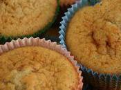 Muffins Vanille coeur Nutella
