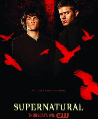 Supernatural Saison 5... Attention spoilers !