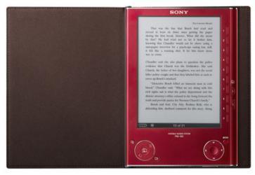 Amadouer son Sony Reader : Register publie un hack du PRS-505