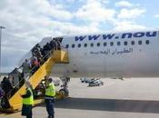 Tunisie France Fausse alerte grippe bord d'un avion Nouvelair