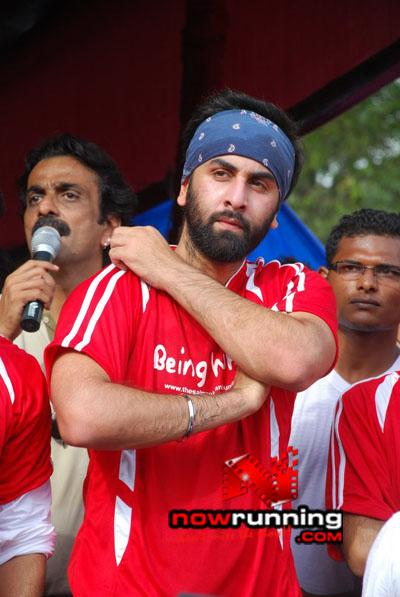 Still 7 - Salman, Sohail & Ranbir rock at Independence football match
