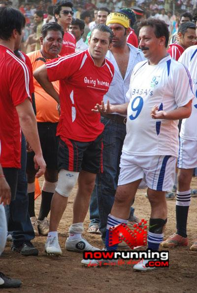 Still 13 - Salman, Sohail & Ranbir rock at Independence football match