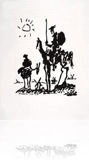 Don Quichotte (Pablo Picasso)
