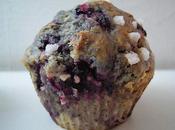 Muffins myrtilles l'anis