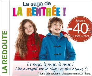 promotion La Redoute