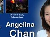 Chinoise plus belle femme Luxembourg