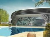 Nouvelle piscine Billom