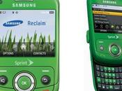 Samsung lance téléphone vert… écolo