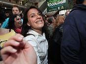 Après européennes, Verts souhaitent faire grandir l'écologie politique
