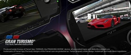 Site officiel de Gran Turismo (Eng)