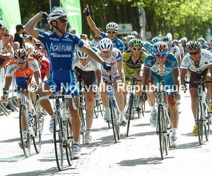 Tour du Limousin, étape 4=Romain Feillu-Gal final=Mathieu Perget