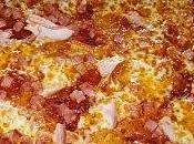 Tarte toute simple façon pizza