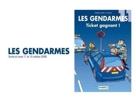 BD Les Gendarmes
