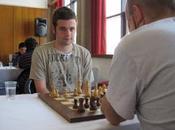 Festival d'échecs Dieppe anglais tirent premiers!