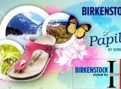 Birkenstock styled Heidi Klum
