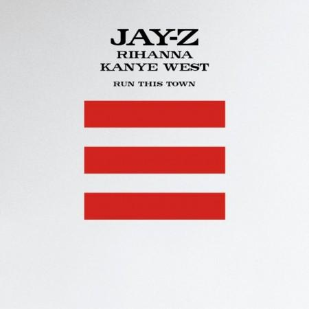 Jay-Z feat. Rihanna & Kanye West ... Clip de Run This Town !