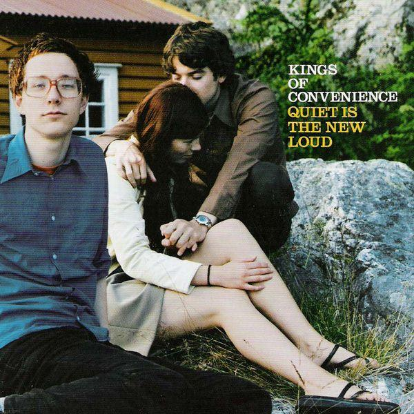 KINGS OF CONVENIENCE :: QUIET IS THE NEW LOUD / RIOT ON AN EMPTY STREET