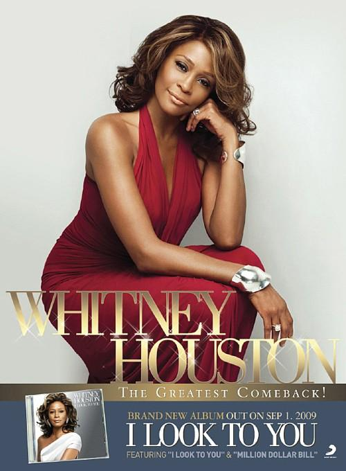 Whitney Houston, For The Lovers + Worth It (full length audio)
