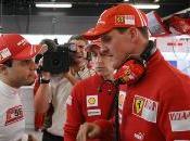Ferrari exclut tout retour Schumacher cette saison