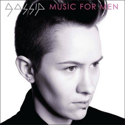 MUSIC FOR MEN de GOSSIP (2009) 67/100