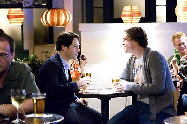 Paul Rudd et Jason Segel. Paramount Pictures France
