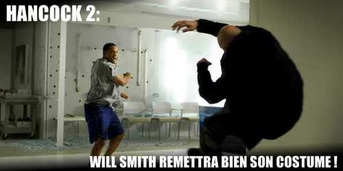 Will Smith revient dans Hancock 2