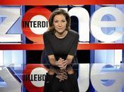 """hier soir Intriguant """"Zone interdite""""."""