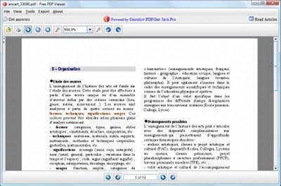 Free PDF Viewer v 1.3