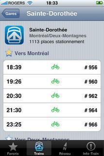 IPhone: Application AMT