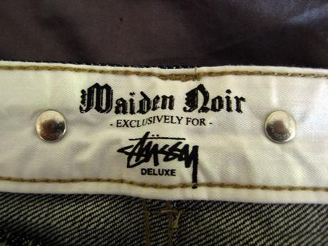 MAIDEN NOIR FOR STUSSY DELUXE