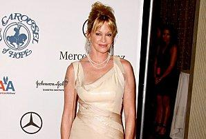 Melanie Griffith retourne en cure de désintoxication