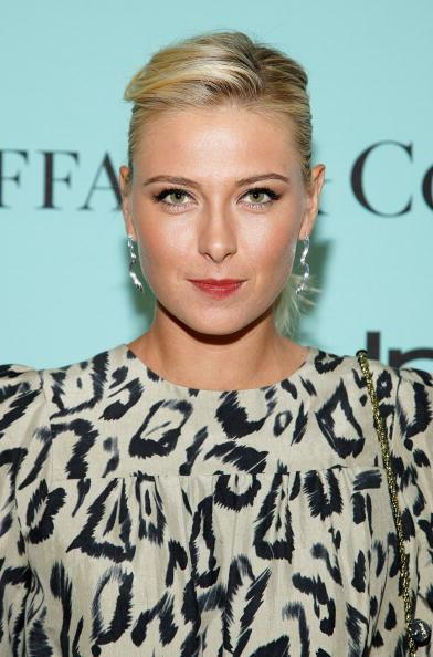 Tiffany & Co. and InStyle Honor Maria Sharapova and Frank Gehry