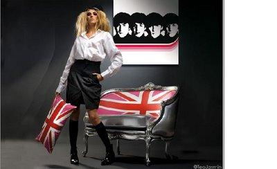 My Taylor is rich and my déco is british