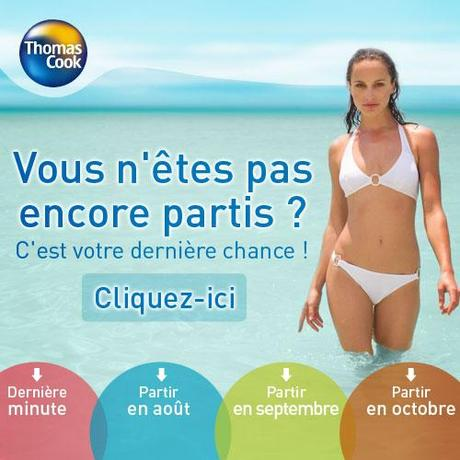 promotion Thomas Cook