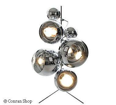Mirror ball by Tom Dixon