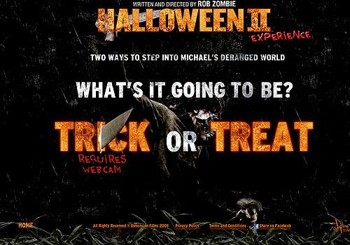 Halloween II, Trick or Treat...