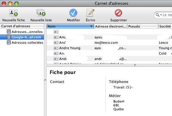 gmail 44contact 6 GMail: comment synchroniser les contacts GMail avec Thunderbird