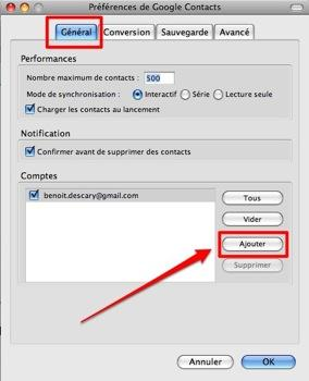 thunderbird gmail contacts 2 GMail: comment synchroniser les contacts GMail avec Thunderbird