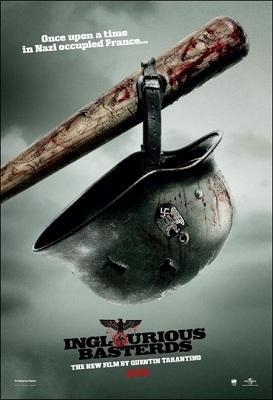 L'affiche de Inglourious Basterds