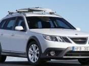 Saab 9-3X Publicité