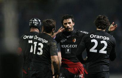 Toulouse/Montpellier - Top 14